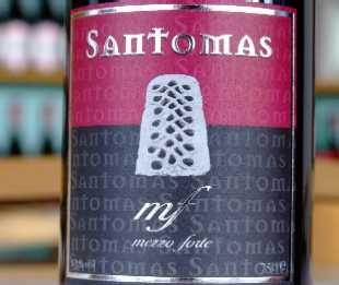 Santomas label